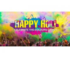 Holi Packages near Delhi | Grand Holi Party 2020 in Karnal