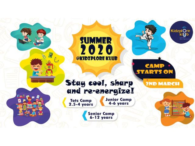 Best Summer Camp For Kids in Hyderabad | Summer Activities in Hyderabad | Kidzploreklub.