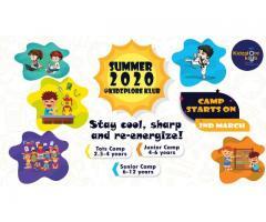 Best Summer Camp For Kids in Hyderabad   Summer Activities in Hyderabad   Kidzploreklub.