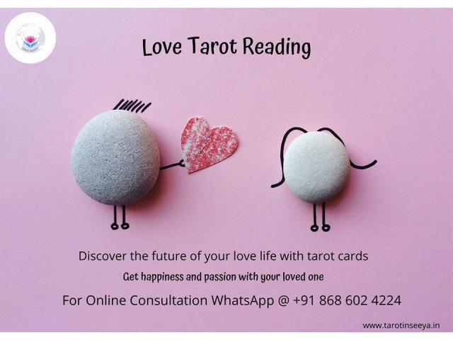 2020 Love Tarot Reading By Inseeya
