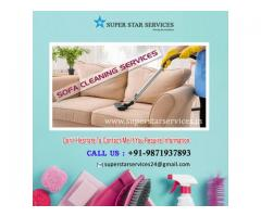 Deep Sofa Cleaning Services at discount price