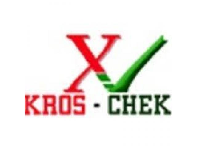 Best Auditing & Financial services firm in HSR Layout - Bangalore | KROS CHEK