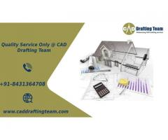 Exclusive CAD Drafting services & CAD design services @ Cad Drafting Team