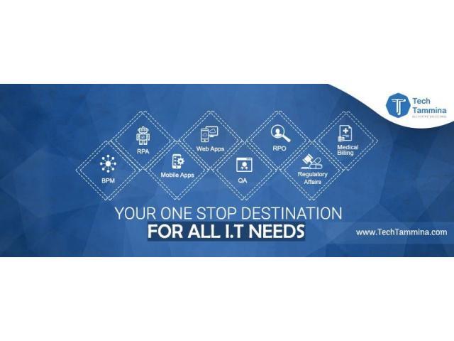 Tech Tammina- BPM  RPA  RPO  APPIAN  BPO ONLINE services