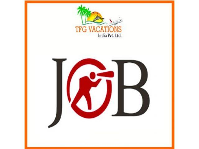 Tourism Company Hiring Now *** Vacations India Pvt. Ltd. (ISO: certified)
