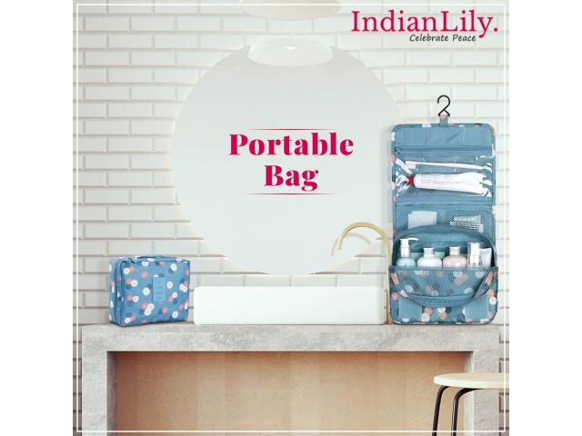 Buy Portable Travel Bag To Never Miss Out On Your Daily Needs Again