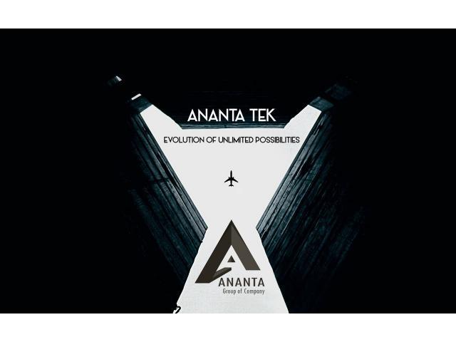Your unique way to achieve maximum utilization – Ananta Tek