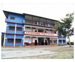 S.N Memorial Public School