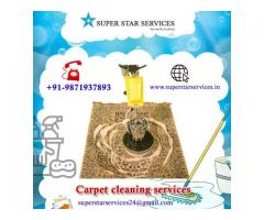 Get High Quality Based Carpet Cleaning Services in Gurgaon