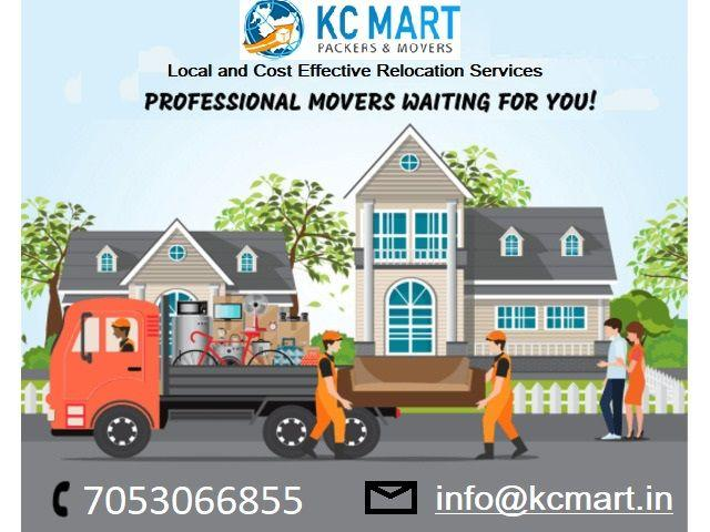 Get Quotes by Top Packers Movers in Meerut –KCMart Packers