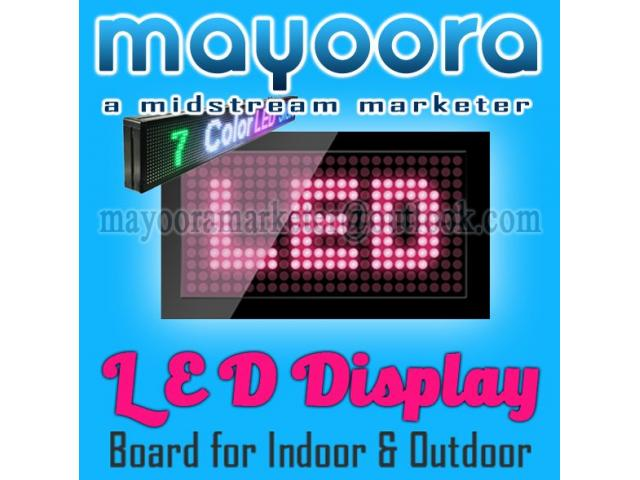 LED Sign Board in Madurai by Mayoora