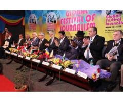 8th Global Festival of Journalism Inaugurated at Marwah Studios