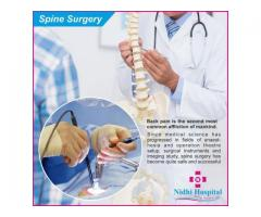 Spine Surgery in Ahmedabad