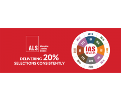 Chase dream to achieve your goal with ALS PrelimScore