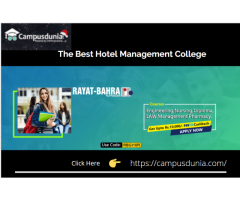 List of Top 5 Hotel Management Colleges in Haryana | Campusdunia