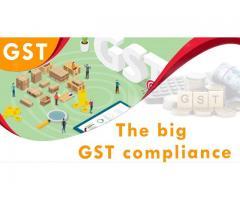 The big GST Compliance