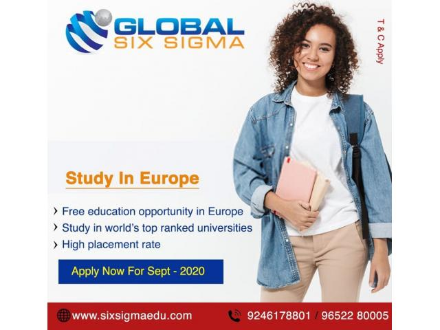 Best Overseas Education Consultants in Hyderabad for Higher Education