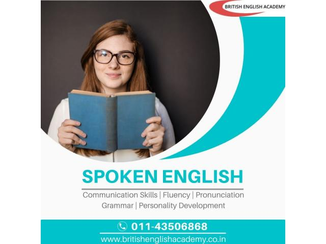 Spoken English in west Delhi