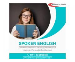 Spoken English in west Delhi