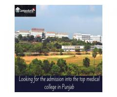 Find the Best medical colleges near me | Punjab | Campusdunia
