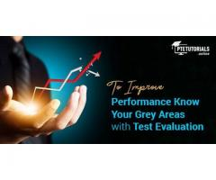 Know Your Test Performance Score with Test Evaluation