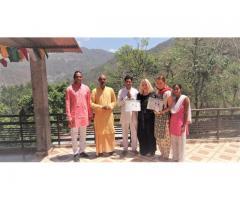 Best Hatha Yoga Teacher Training in Rishikesh
