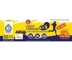 About 3K/5K/10K MI Udaan a Fundraising Charity Run by Project Chairman Vir Pankaj Lalwani
