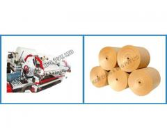 Kraft Paper Slitting Rewinding Machine Manufacturer, Doctoring Rewinding Machine