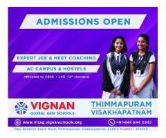 Best CBSE School in Visakhapatnam - Vignan Schools