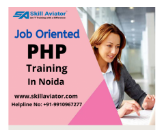 Skill Aviator - Best PHP Training Institute in Noida
