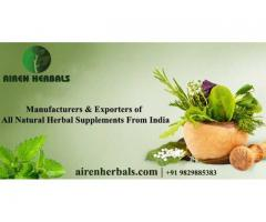 Herbal Products manufacturers, suppliers and exporters in India