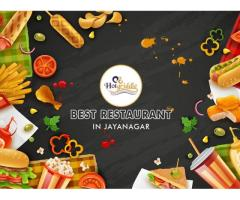 Buffet Breakfast Restaurants in Jayanagar - Hot Griddle
