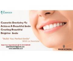 Build you Perfect smile @ Le Dentiste