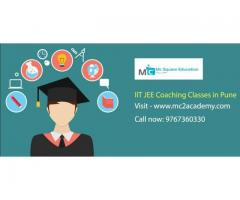 IIT JEE Coaching Classes in Pune | Mc2 Academy