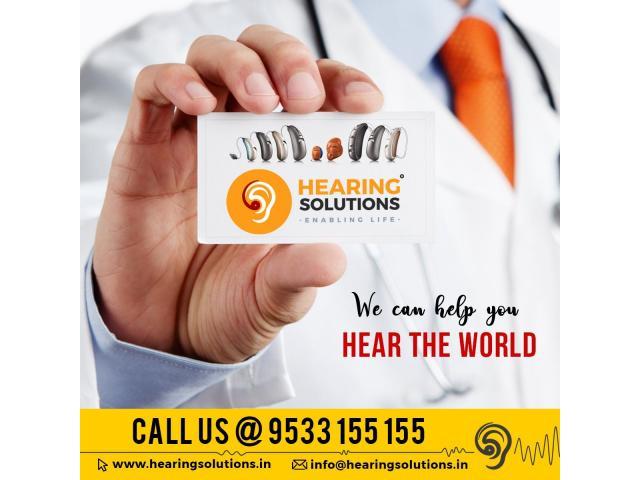 Hearing Aid   Ear Machine