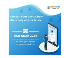 book your online consultation with us In Hyderabad -Udaiomni