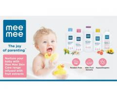Buy Baby products online India | MeeMee