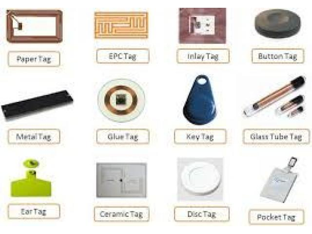 RFID Tags Suppliers in India