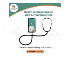 online doctor consultation - Renova Hospitals Hyderabad