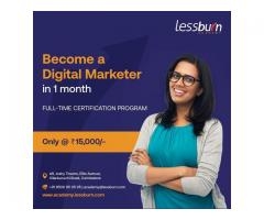 Digital Marketing Certification Course in Coimbatore