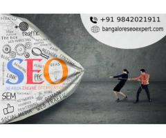 SEO Experts in Bangalore   Get your website google 1st page