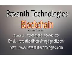Blockchain Online Training From India