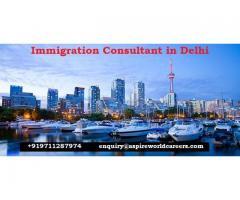 Immigration Consultant in Delhi | Visa Process | Aspire World Immigration