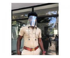 face shield for coronavirus - Nexgen3d
