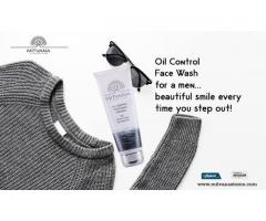 MITVANA Oil Control Face Wash for Men