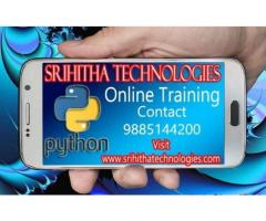 Best Python Online Training From India