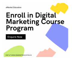 Enroll in Digital Marketing Certification Course Program