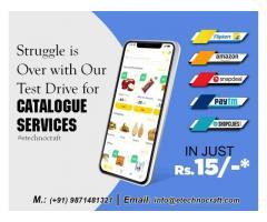 Catalog Service for Flipkart