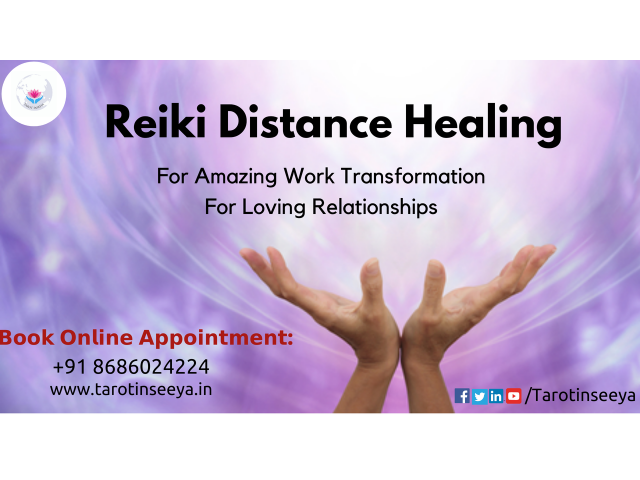 Reiki Healing Services in India