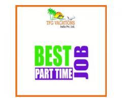 Online Part time,Freshers,Internet marketing